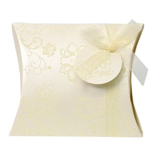 PILLOW LORENZO SMALL18(L)x16(W)x3.8(H)CM CREAM (MIN BUY 5)