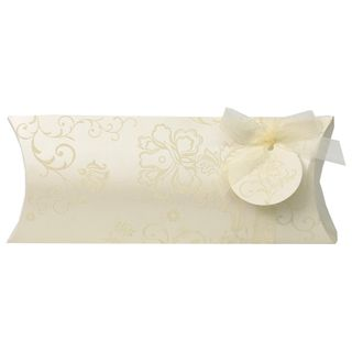PILLOW LORENZO MED 28.5(L)x12(W)x2.8(H)cm CREAM (MIN BUY 5)