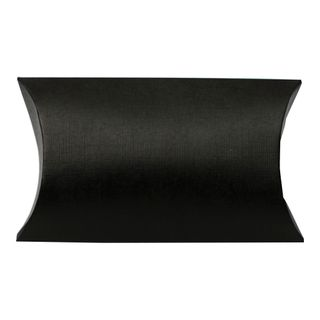 PILLOW SMALL 70(L)x70(W)x25(H)mm BLACK  (PACK OF 10)