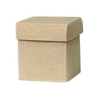 CARTELLA BOX SMALL 80(L)x80(W)x90(H)mm