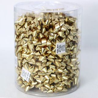 STARBOWS LARGE GOLD (100)