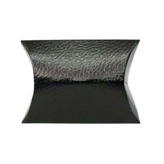 PILLOW SMALL 70(L)x70(W)x25(H)mm ONYX  (PACK OF 10)