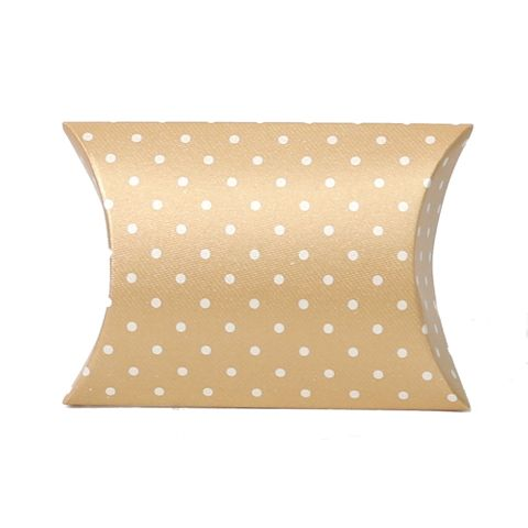 PILLOW SMALL 70(L)x70(W)x25(H)mm DOTTI MOCCOCHINO (PACK OF 10)