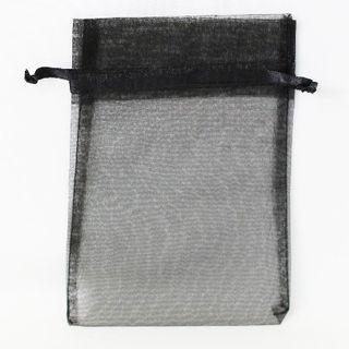 POUCH MEDIUM 17(H) x 12.5(W)cm (10) BLACK