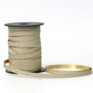 TIFFANY RIBBON 5mmx10M GOLD