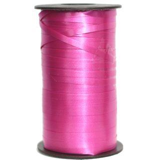 CURLING RIBBON PLAIN 5mm x 460M HOT PINK