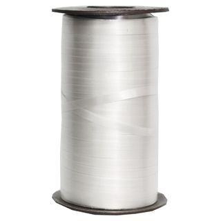 CURLING RIBBON PLAIN 5mm x 460M SILVER