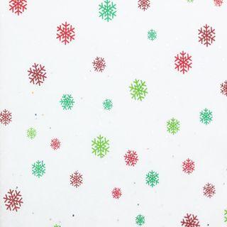 TISSUE PRINTED QUIRE (20) CHRISTMAS GEM SIZE 76cm X 50cm
