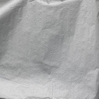 TISSUE PRINTED QUIRE (20) PALAZZO SILVER SIZE 76cm X 50cm