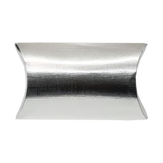 PILLOW LARGE 170(L)x130(W)x40(W)mm SILVER (PACK OF 10)