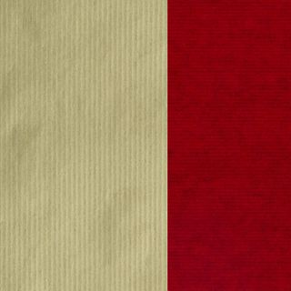 RIB KRAFT D/S 350mmx50M RED/GOLD