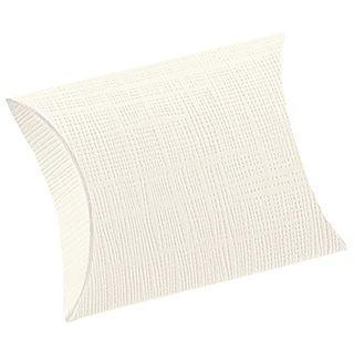 PILLOW SMALL 70(L)x70(W)x25(H)mm WHITE (PACK OF 10)