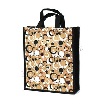 SPLASH JUTE BAG 350(H)x300(W)x125(G) mm