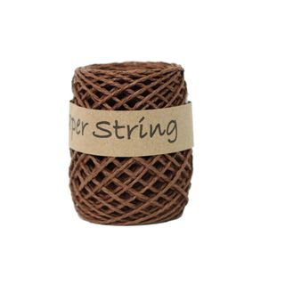 PAPER STRING 2mm x 50M BROWN