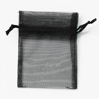 POUCH MINI 10(H) x 7.5(W)cm (10) BLACK