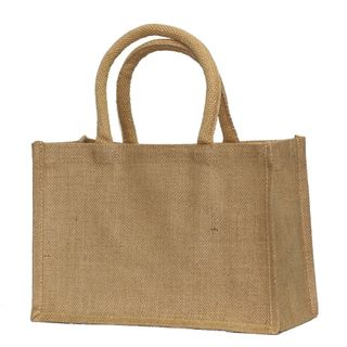 ALFRESCO JUTE BAG MEDIUM 200(H)x300(W)x130(G)mm