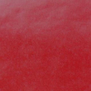 MINI ROLL RIB KRAFT RED/NATURAL 200mm x 50M