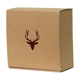 BASSANO BOX STAG 250(L)x250(W)x120(H)mm MEDIUM