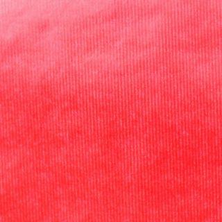 MINI ROLL RIB KRAFT BRIGHT RED 200mm x 50M