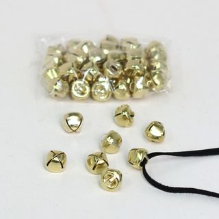 BELLS -GOLD (PACK OF 50)