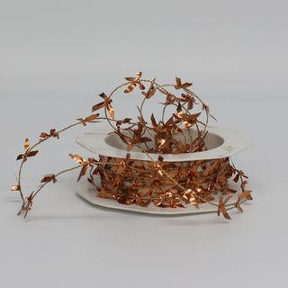 BUTTERFLY TINSEL 1mm x 25M COPPER