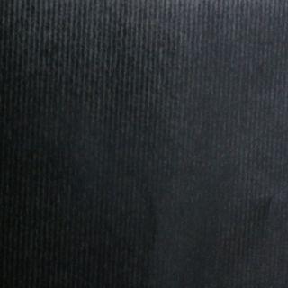 MINI ROLL RIB KRAFT DEEP BLACK 200mm x 50M