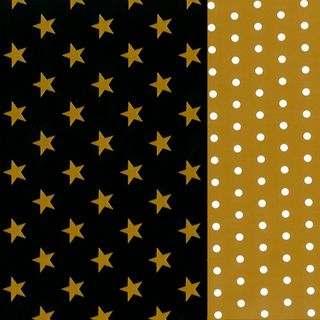 MINI ROLL GOLD STAR(DOUBLE SIDED) 200mm x 50M