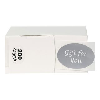 GIFT SEALS GIFT FOR YOU - SILVER (200)
