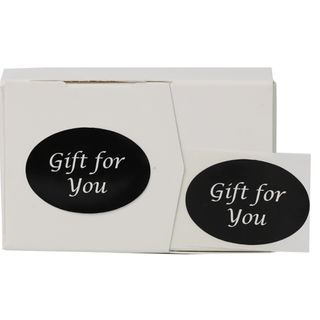 GIFT SEALS GIFT FOR YOU - BLACK (200)