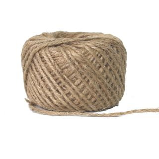 JUTE CORD 3mm x 100M - PACK OF 5