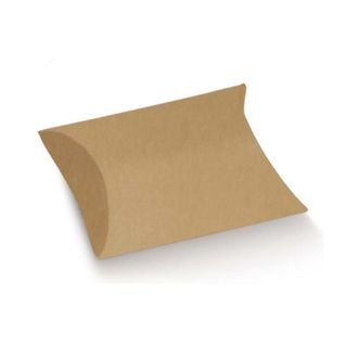 PILLOW SMALL 70(L)x70(W)x25(H)mm NATURAL (PACK OF 10)