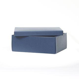 PRETO INDIGO MEDIUM BOX 340(L) x 250(W) x 120(H)MM