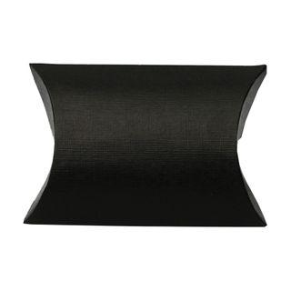 PILLOW MEDIUM 100(L)x100(W)x35(H)mm BLACK (PACK OF 10)
