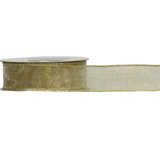 STEFFI 25mm x 23M GOLD