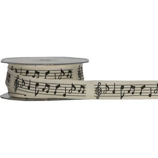MUSO COTTON 16mm x 25M (MUSIC NOTES)