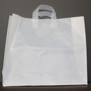 SOFTLOOP BAG LRG 395Hx450Wx150Gmm OPAQUE (25)-90 MICRONS