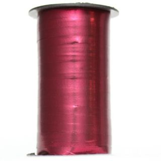 CURLING RIBBON MATT 5mm x 250M BURGUNDY