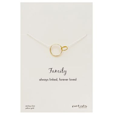 Gold - Family Necklace