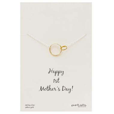 Gold - 1st Mother's Day