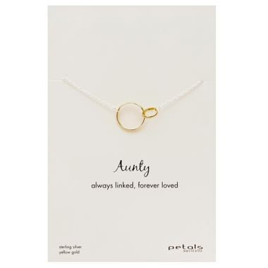 Gold - Aunty Necklace