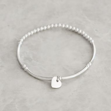 Silver - Heart