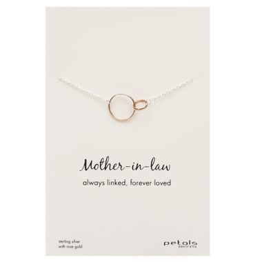 Rose - Mother-In-Law Necklace