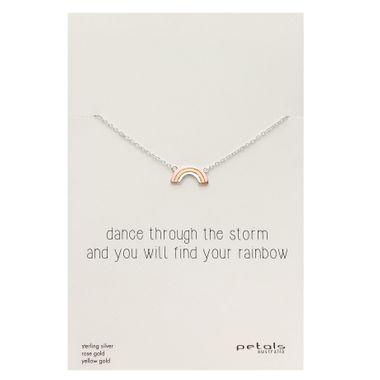Rainbow - Storm Silver Neck
