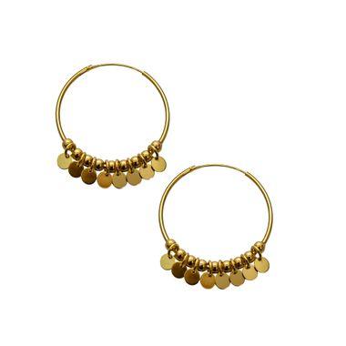 Gold - Gypsy Hoop