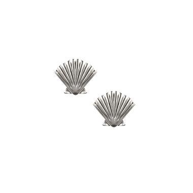 Silver - Fan Shell
