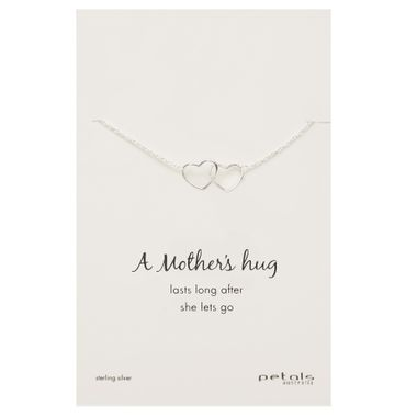 Silver -Mothers Hug