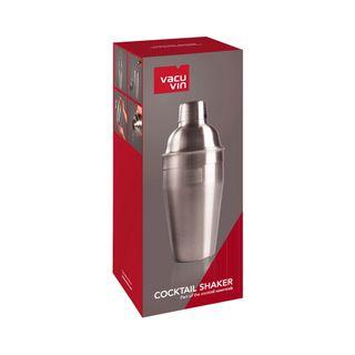 Vacu Vin Cocktail Shaker Stainless Steel