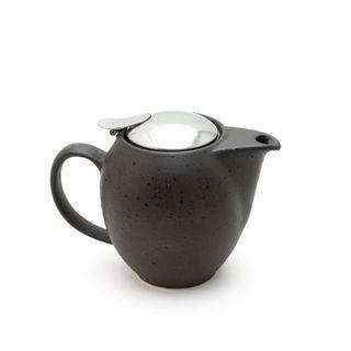 Zero Teapot 350ml Charcoal