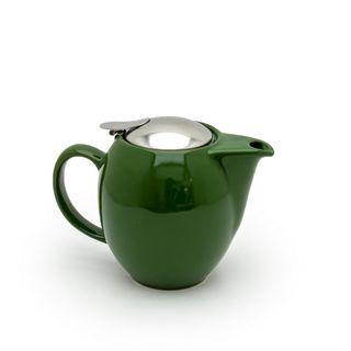Zero Teapot 350ml Forest Green