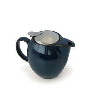 Zero Teapot 350ml Jeans Blue